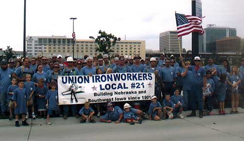 History - Iron Workers 21