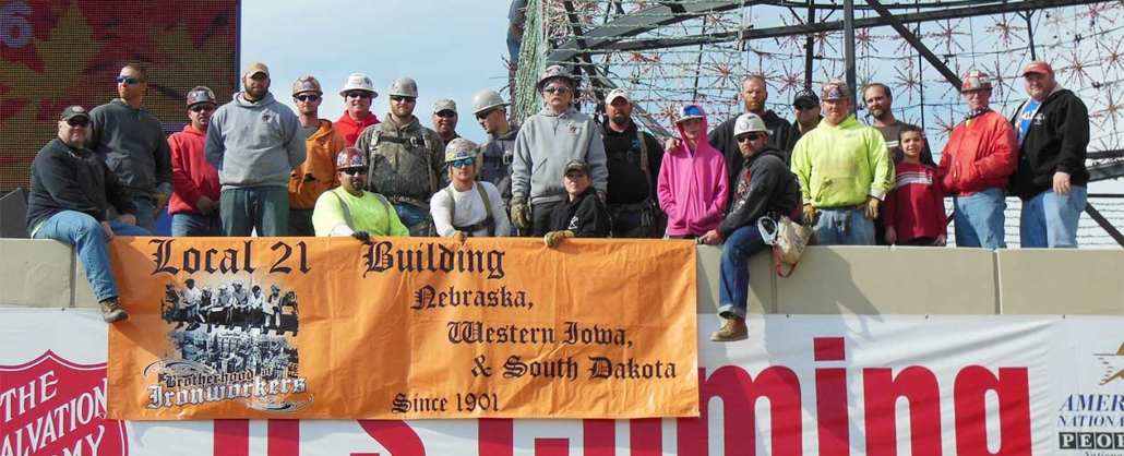 Home page - Iron Workers 21